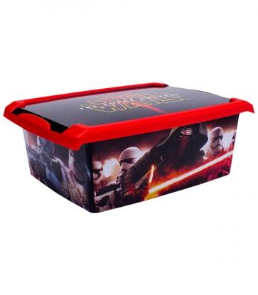 "Plastový box Fashion, ""Star Wars"", 39x29x14cm"