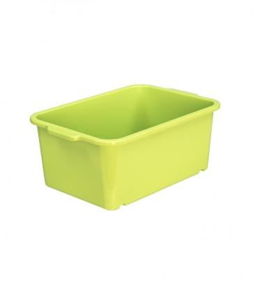 Plastový box Magic, malý, zelený, 25x17x10 cm - POSLEDNÝCH 5 KS
