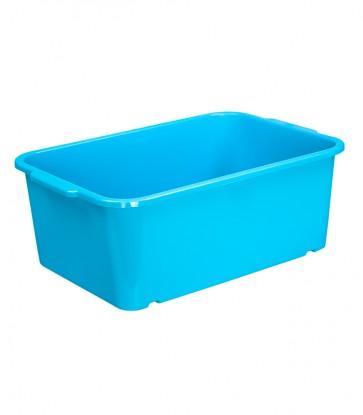 Plastový box Magic, velký, modrý, 30x20x11 cm - POSLEDNÝCH 29 KS