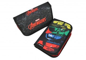"""Školní penál s klopou""""Avengers"""""""