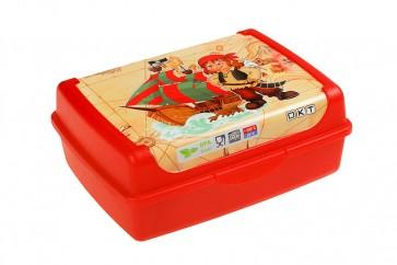 """Plastový box Deco """"Pirát midi"""" - 1l, 17x13x6,5 cm - POSLEDNÝCH 14 KS"""