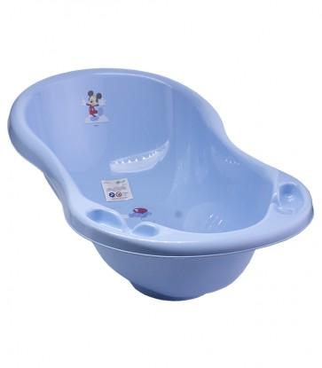 Detská vanička v modrej farbe s motívom Mickey - 84x49x30 cm - POSLEDNÝCH 5 KS