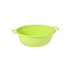 Plastový lavór, zelený, 12 l