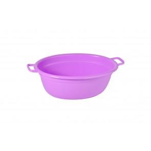 Plastový lavór, fialový, 12 l
