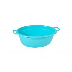 Plastový lavór, modrý, 12 l