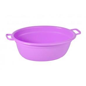 Plastový lavór, fialový, 60 l