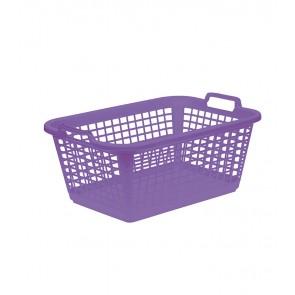 Kôš na bielizeň XL, fialový