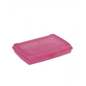 Plastový box MINI - ružový