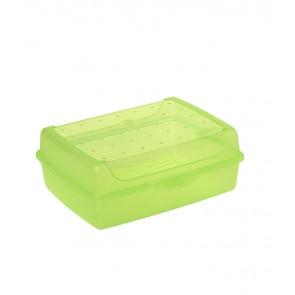 Plastový box MIDI - zelený