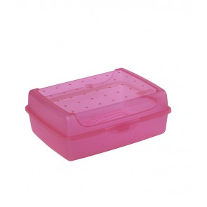Plastový box MIDI - ružový