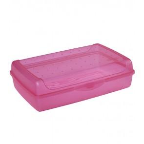 Plastový box MAXI - ružový