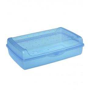 Plastový box MAXI - modrý