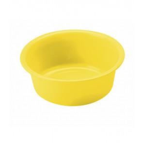 Guľatá miska, žltá, Ø 36 cm - POSLEDNÝCH 5 KS