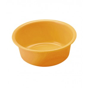 Guľatá miska, pomarančová, Ø 36 cm - POSLEDNÝCH 9 KS