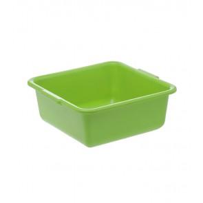 Hranatá miska, zelená, 34 x 34 x 15 cm - POSLEDNÝ KUS