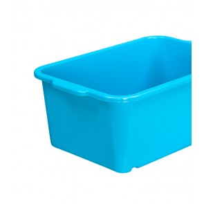 Plastový box Magic, malý, modrý, 25x17x10 cm - POSLEDNÝCH 33 KS