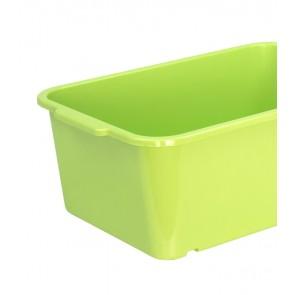 Plastový box Magic, velký, zelený, 30x20x11 cm - POSLEDNÝCH 14 KS