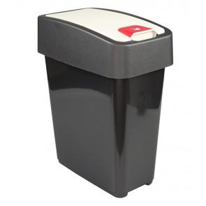 """Odpadkový kôš """"Magne"""" 25 l, grafit"""
